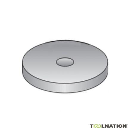 Vulring voor laterale groeffrees 0,1mm