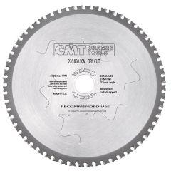 Zaagblad voor Metaal en harde materialen 305 x 25,4 x 60T