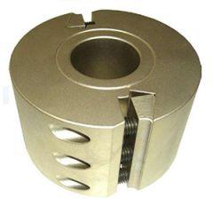 Profielfreeskop voor geribte messen 8 mm 137x50x200