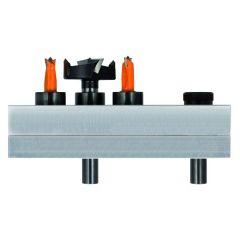 Boorkop geschikt voor CNC machine van Blum, Salice, Häfele & Hettich