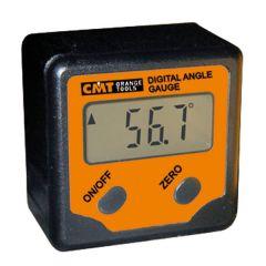 Digitale hoekmeter 51 x 51 x 33, meetbereik 180° , nauwkeurigheid 0,1°