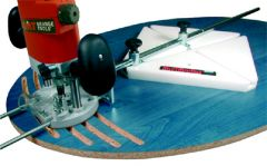 CMT3000 Ellipsvormig en cirkelsnijgereedschap