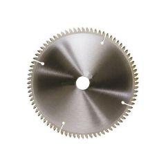 Zaagblad voor Aluminium 254 x 30 x 80T
